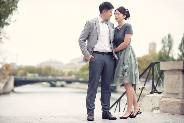 wedding portrait session Paris