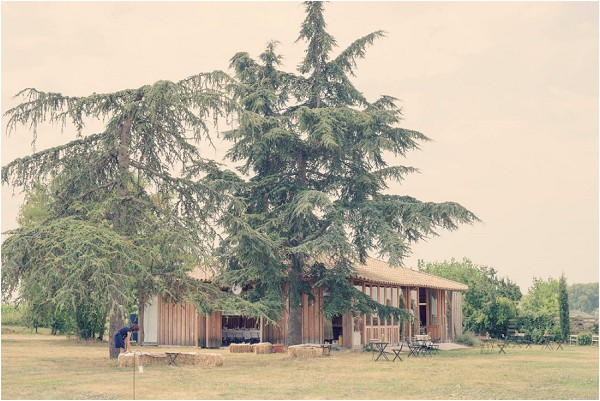secluded wedding venue France