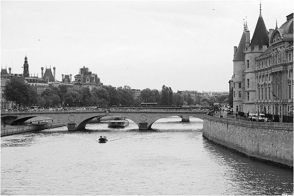 view of River Seine