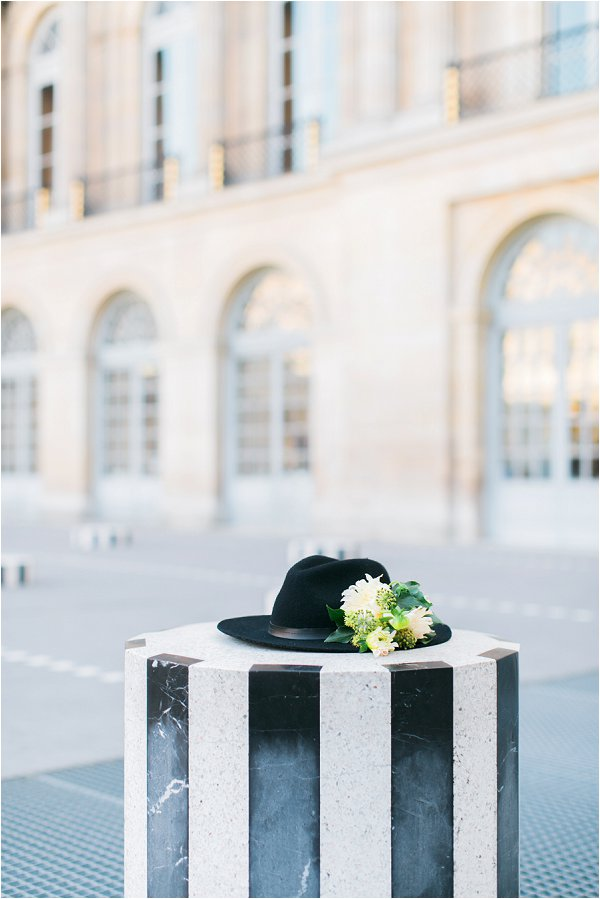 Milliner in Paris
