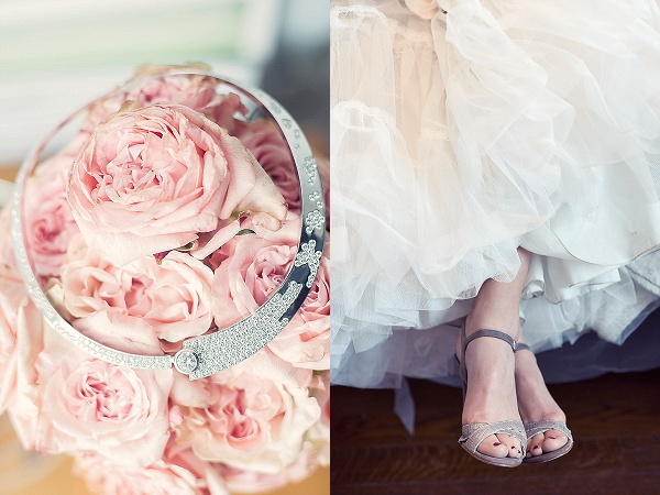 Pretty elopement details