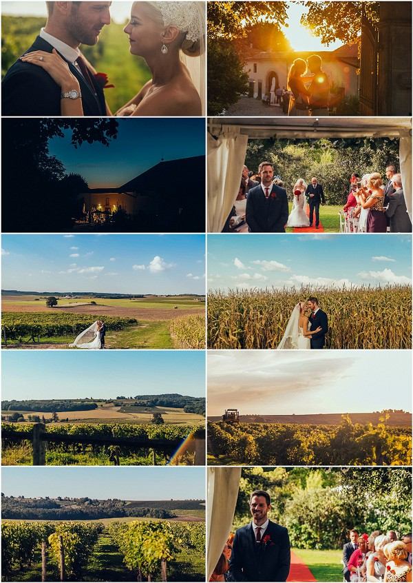 Real Wedding Film South of France Snapshot
