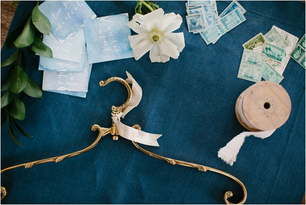 Silk & Willow wedding accents