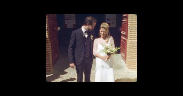 Super 8 Wedding Films in France