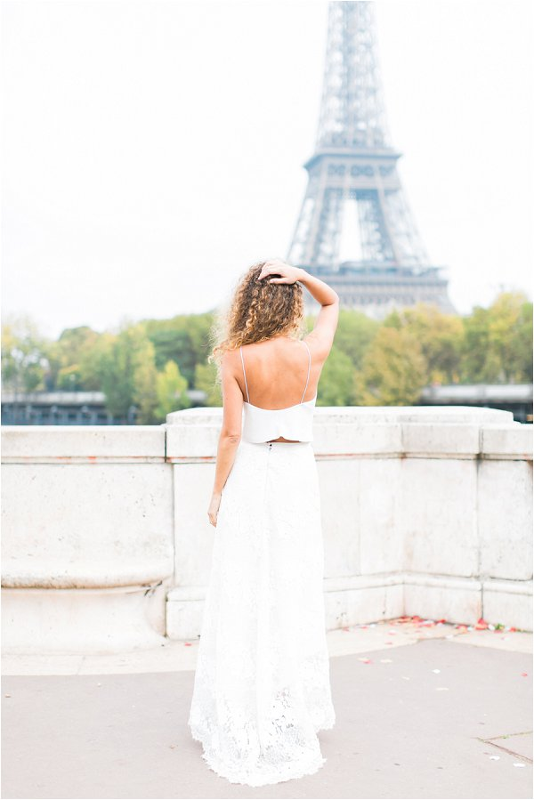 bridal fashion in Paris