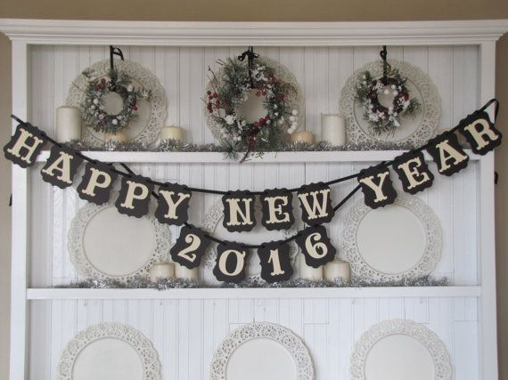 new years 2016 sign