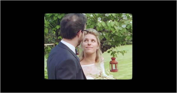 weddings on Super 8 Film