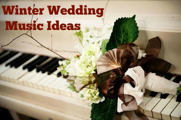 winter wedding music ideas