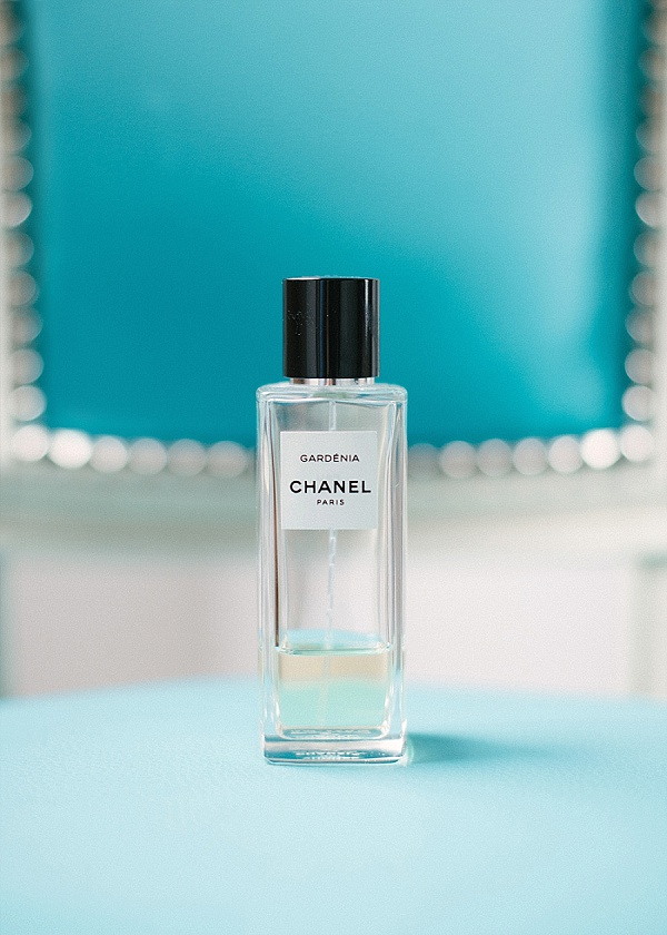 Chanel wedding day perfume