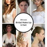 Hot 2016 trends for Bridal Make Up and Hair