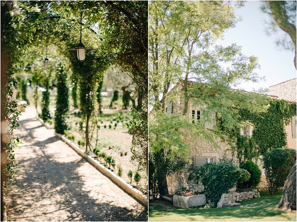 Mas de la Rose wedding venue