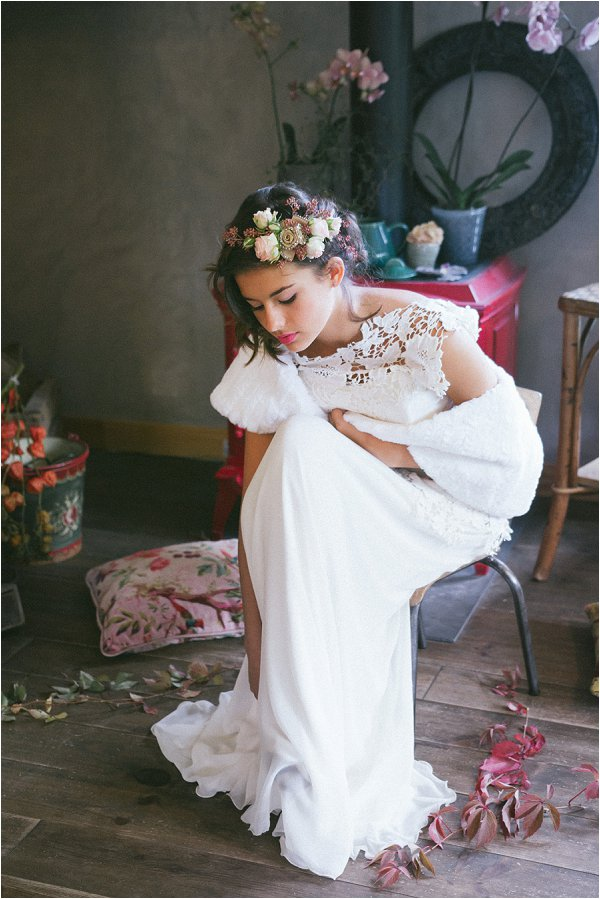 Powder Rose Wedding Inspiration