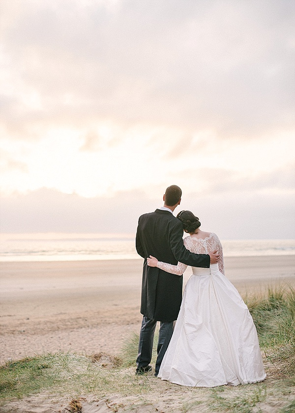 Real wedding in Brittany