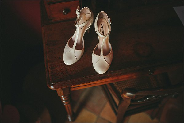 Repetto wedding shoes