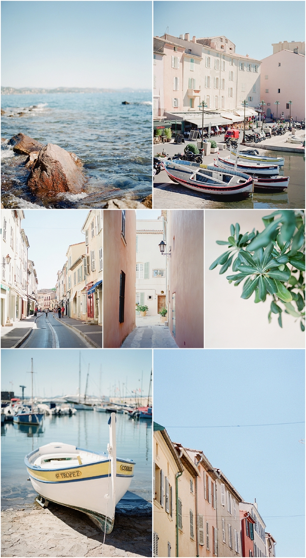 Visiting St Tropez with Rory Wylie