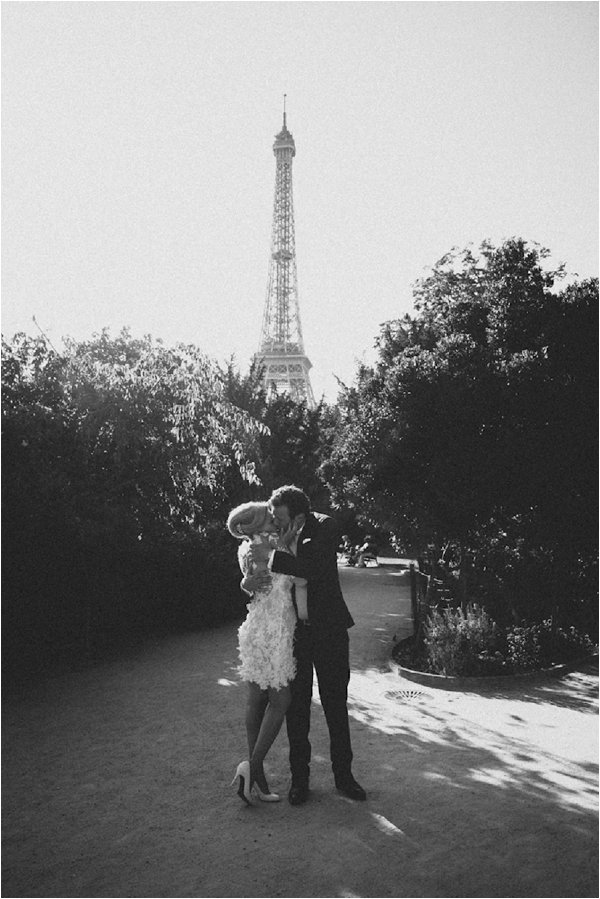 elopement photography Paris