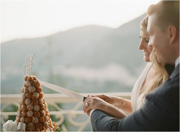 intimate wedding South of France