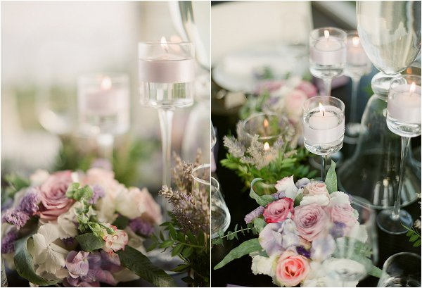 pastel color summer wedding flowers