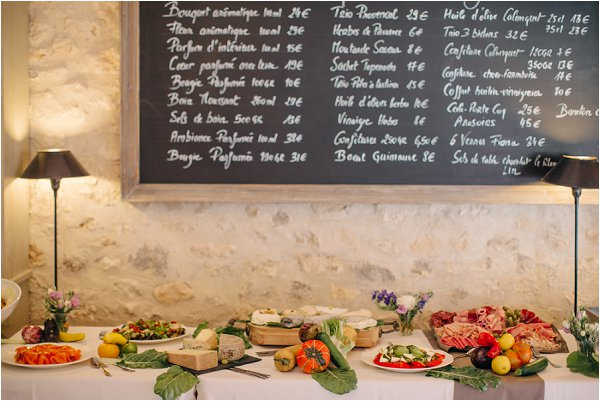 seasonal food in Provence