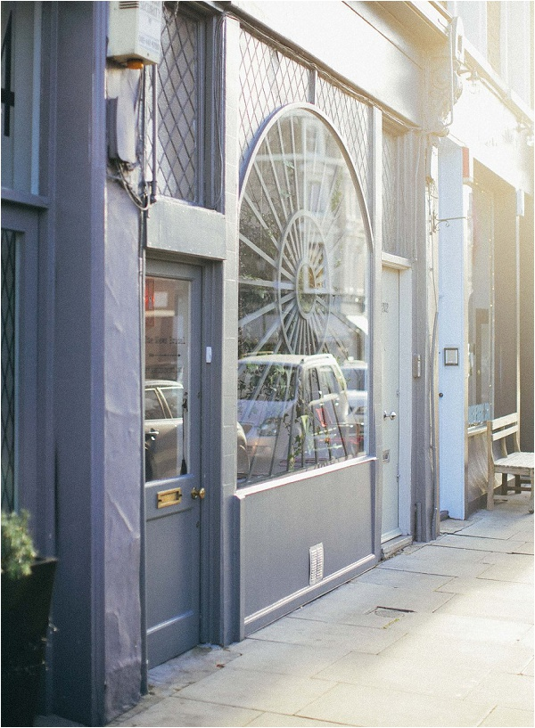 Bridal boutique Notting Hill London