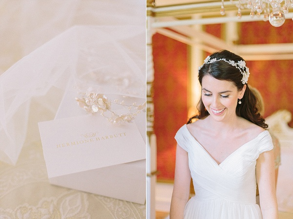 Couture Bridal Hair Adornments