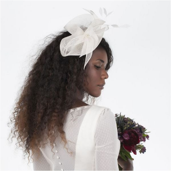 French Bridal Accessories Bow