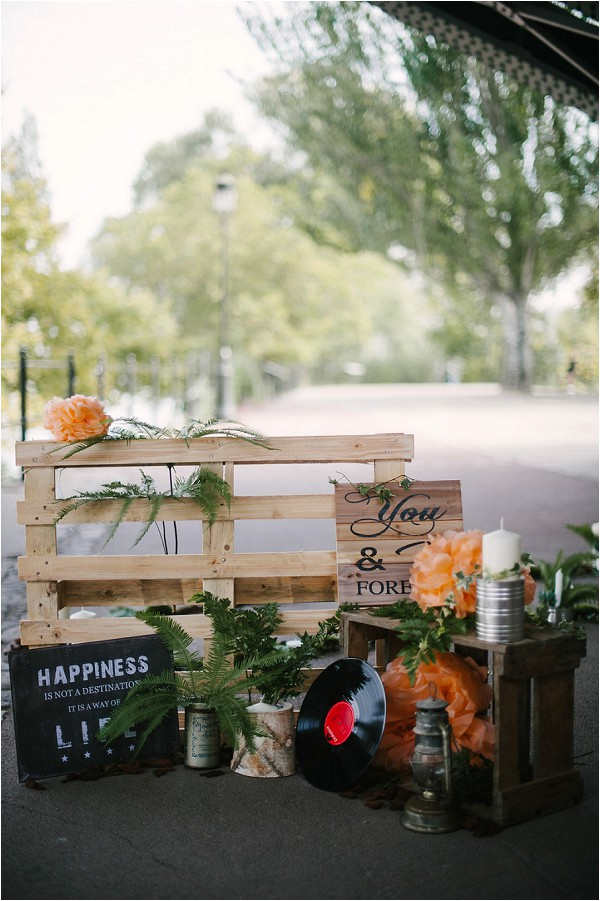 Rock n roll wedding ideas