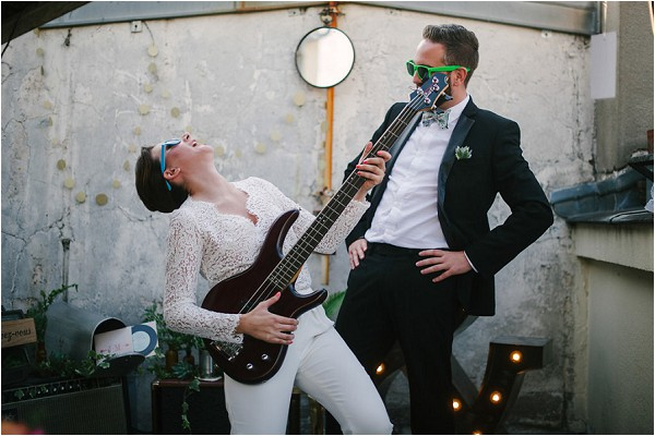Rock n roll weddings