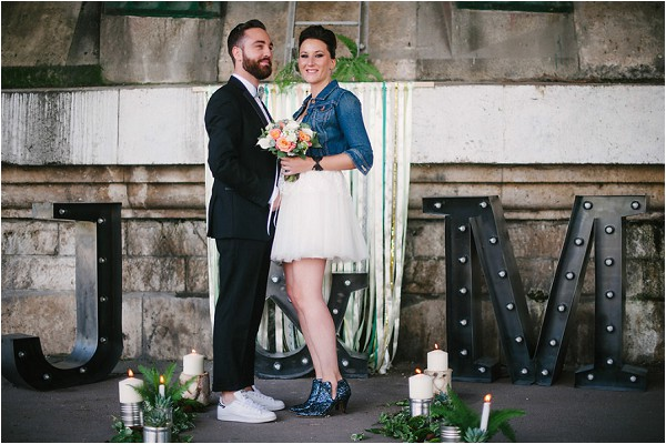 alternative wedding ideas Paris