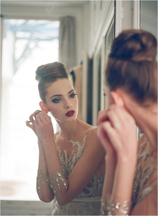 chic eloping bridal inspiration