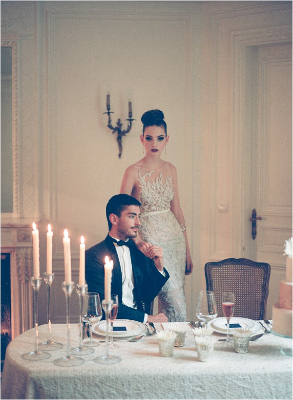 luxury eloping Paris