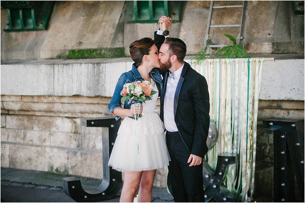 rock n roll wedding photographer Paris