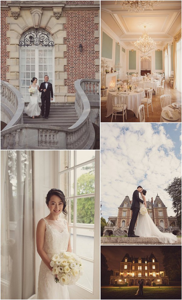 wedding at Chateau Bouffemont Ideas