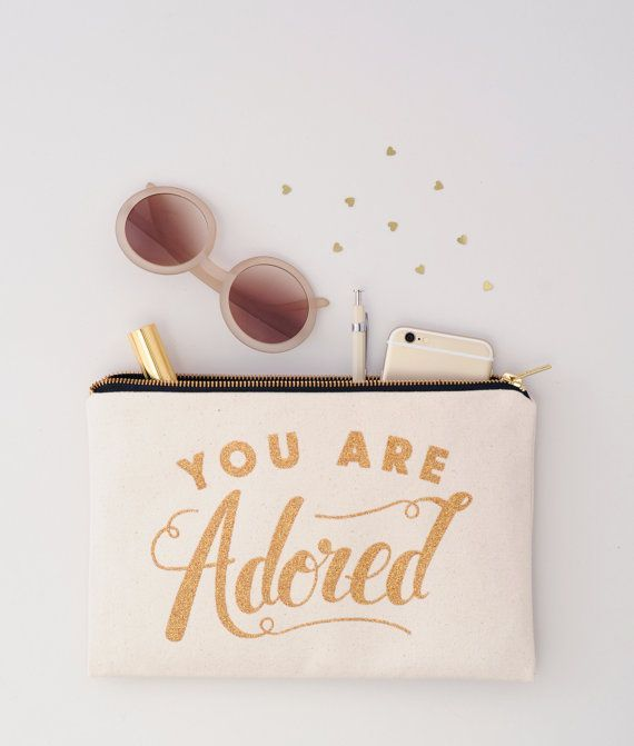 you are adored bag