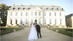 Château du Grand Lucé wedding Chateau