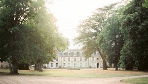 Chateau de Bouthonvilliers near Paris