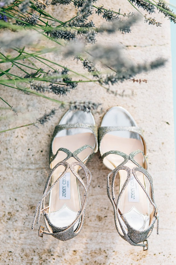 Jimmy Choo Ivette Wedding