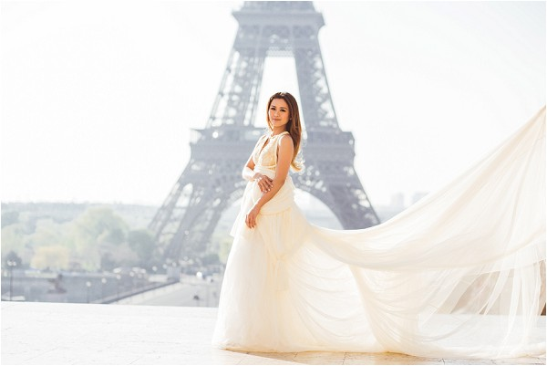 Pre Wedding Photo in Paris