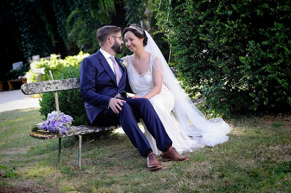 Relaxed, rustic wedding in Poitou region