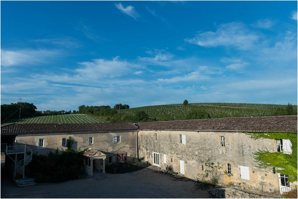 South West France wedding venue