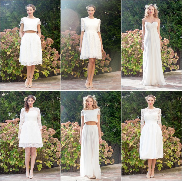 Vintage Inspired Wedding Dresses Alesandra Paris