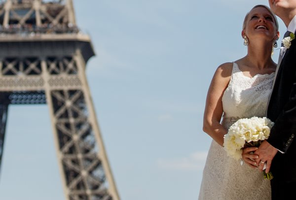 Wedding Bouquets in Paris