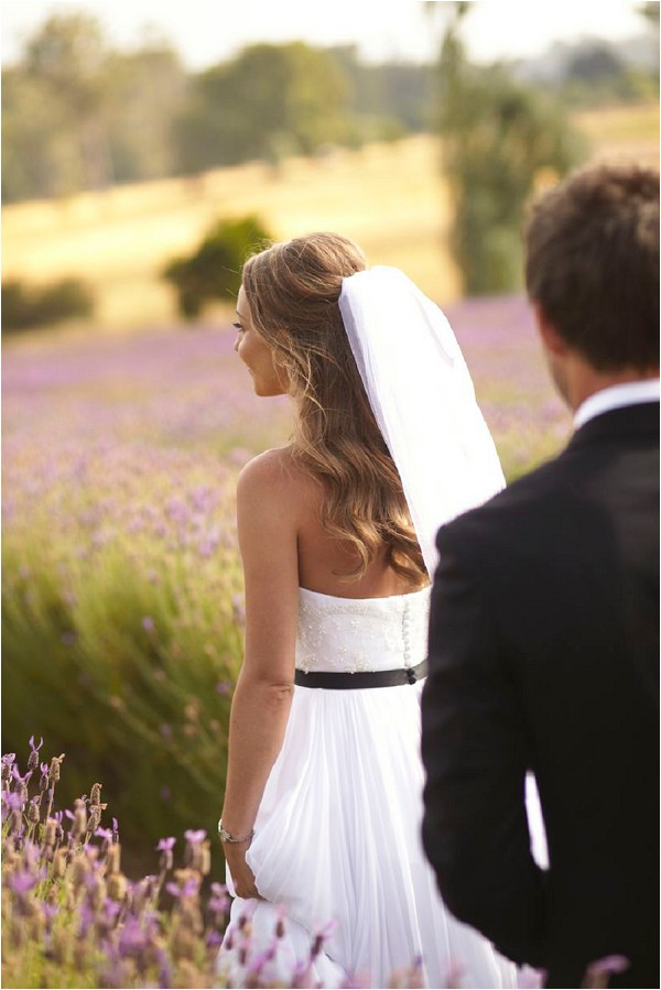 lavender field wedding Australia