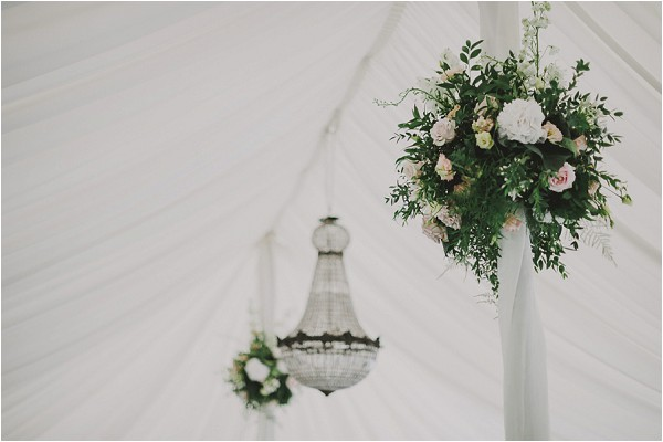 peony hanging wedding decorations