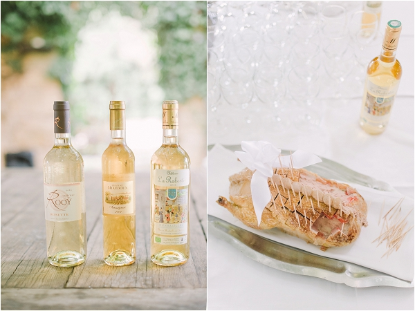 wine tasting wedding ideas