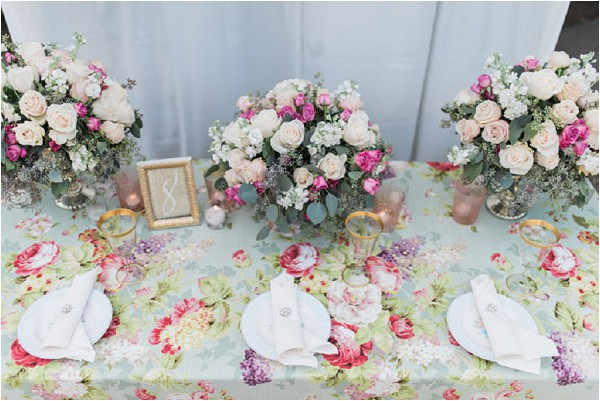 Glamorous Linen for wedding tables