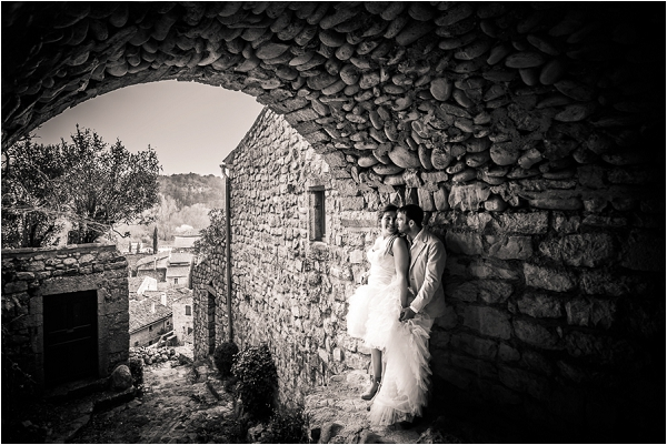 Best French Wedding Photo - Cinderella Photographies