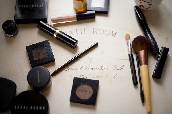 Bobbi Brown Wedding Make-Up
