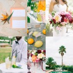 Bohemian Ibiza Inspired Wedding Inspiration