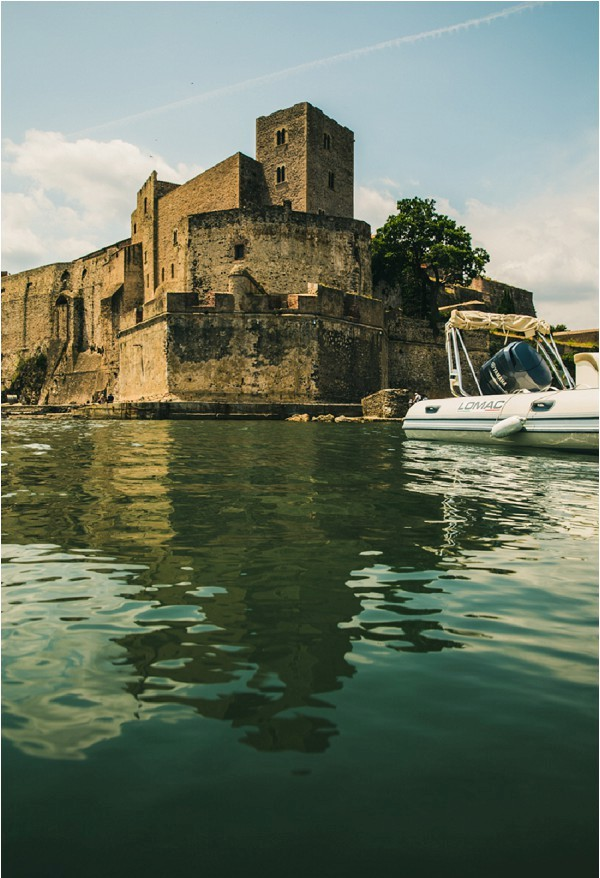 Château Royal in Collioure France